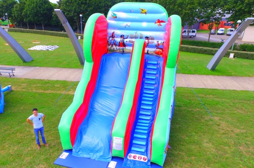 location toboggan gonflable mayenne 53 laval